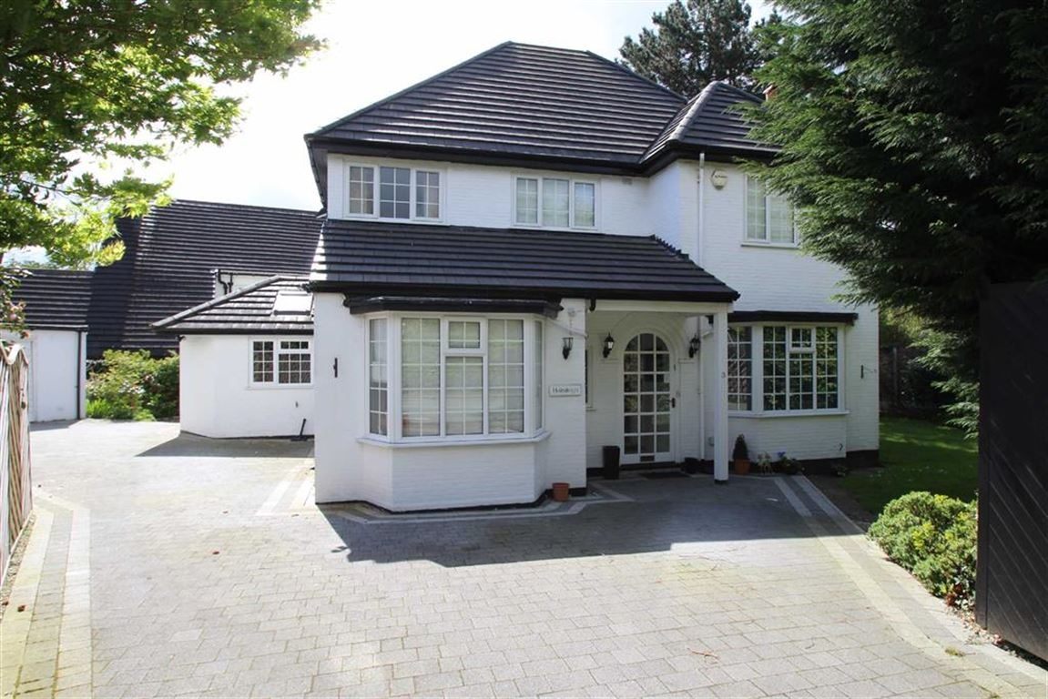 4 Bedrooms Property for sale in Hawley Lane, Hale Barns, Altrincham