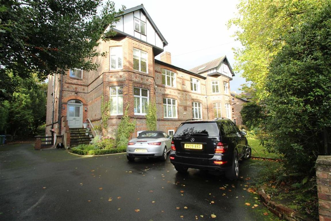 2 Bedrooms Apartment Flat for sale in Winton Road, Bowdon, Bowdon Altrincham