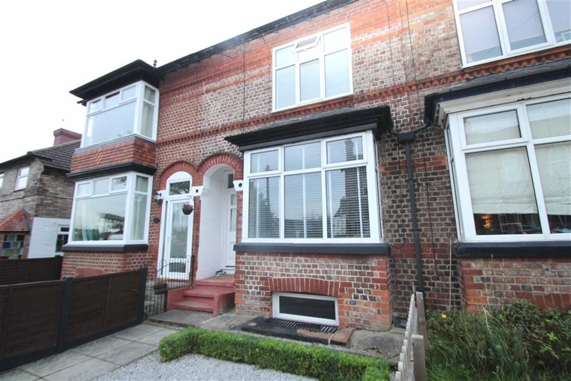 2 Bedrooms Terraced House for sale in Clifton Avenue, Altrincham