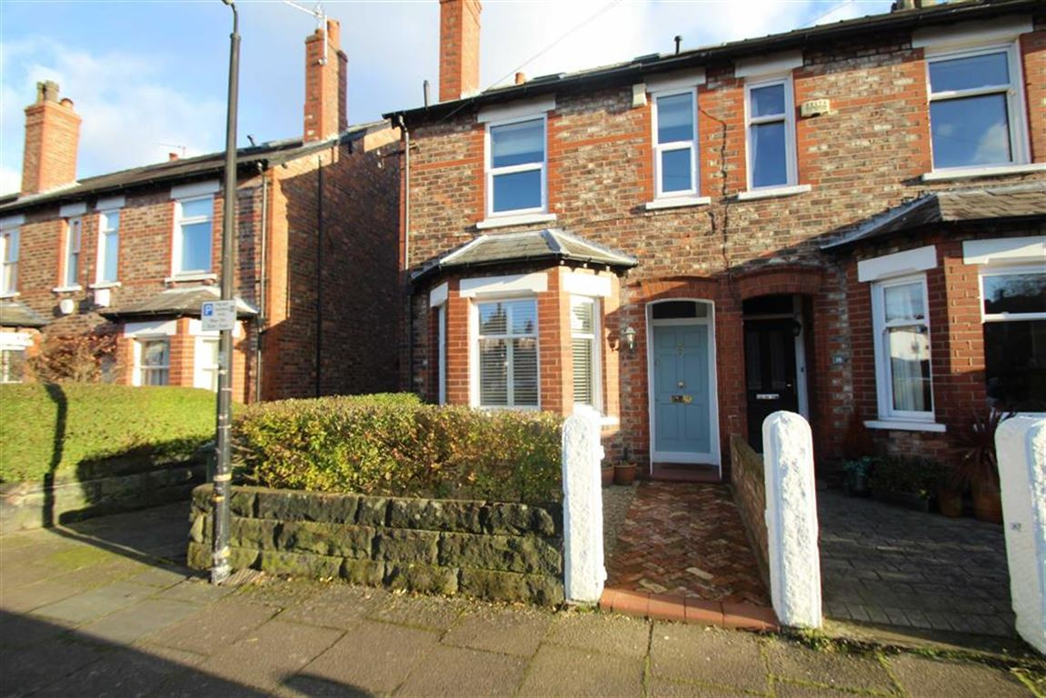 4 Bedrooms End Of Terrace House for sale in Ashton Avenue, Altrincham
