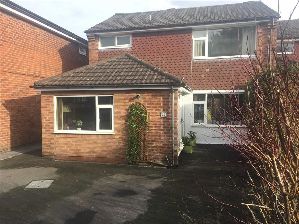4 Bedrooms House for sale in Rugby Drive, Macclesfield