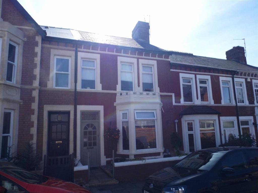 House Mid Terrace Canon Street Barry