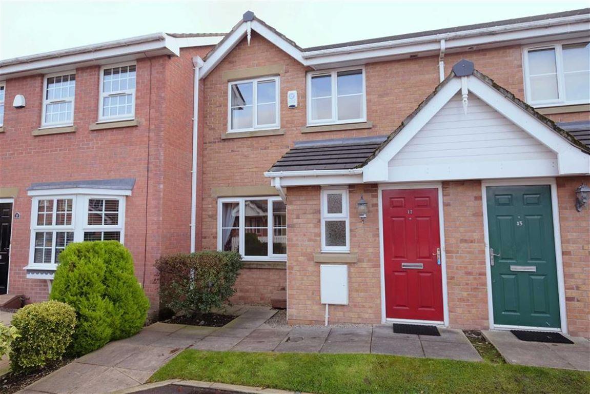 3 Bedrooms Terraced House for sale in Albermarle Road, Lytham