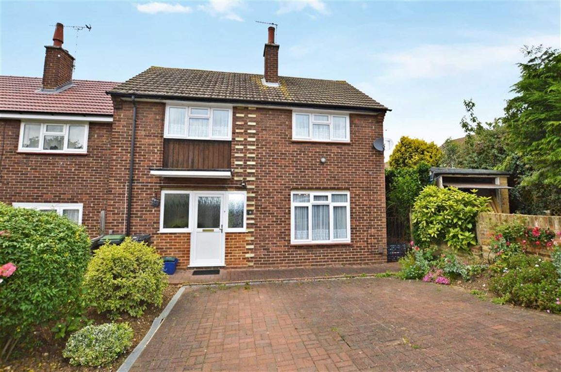 2 Bedrooms End Of Terrace House for sale in Lincolns Field, Epping