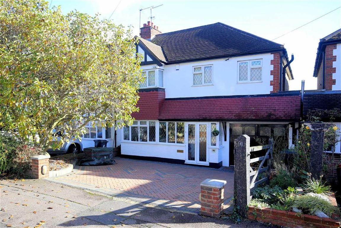 4 Bedrooms End Of Terrace House for sale in Rous Road, Buckhurst Hill