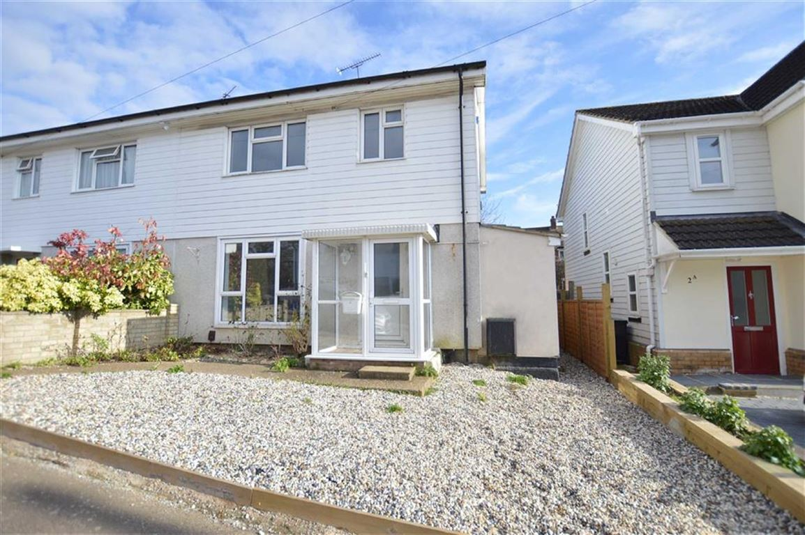 3 Bedrooms Semi Detached House for sale in Western Avenue, Epping