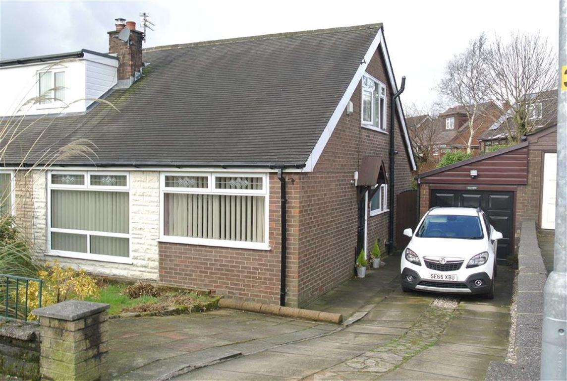 3 Bedrooms Property for sale in Rivington Road, Springhead, SADDLEWORTH, OL4