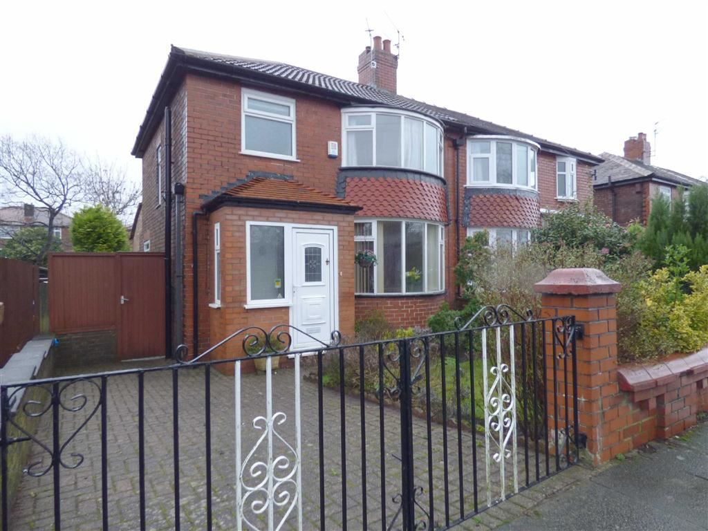 3 Bedrooms Property for sale in Moston Lane East, New Moston, Manchester, M40