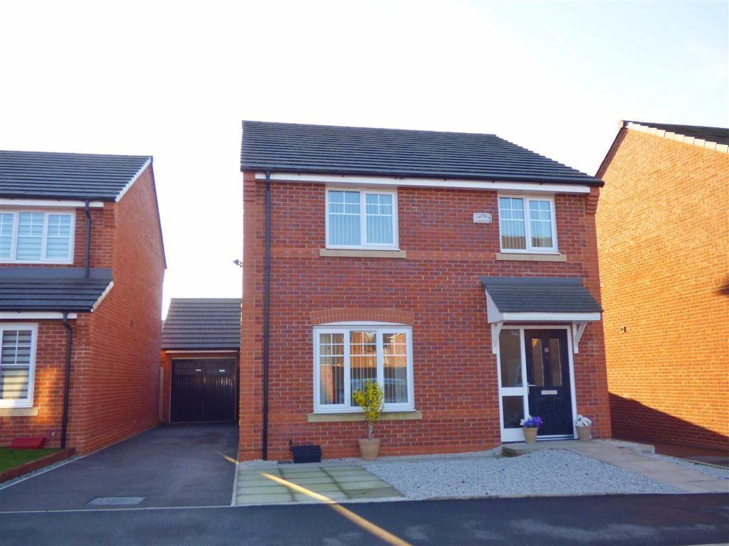 4 Bedrooms Property for sale in Knutshaw Grove, HEYWOOD, Lancashire, OL10