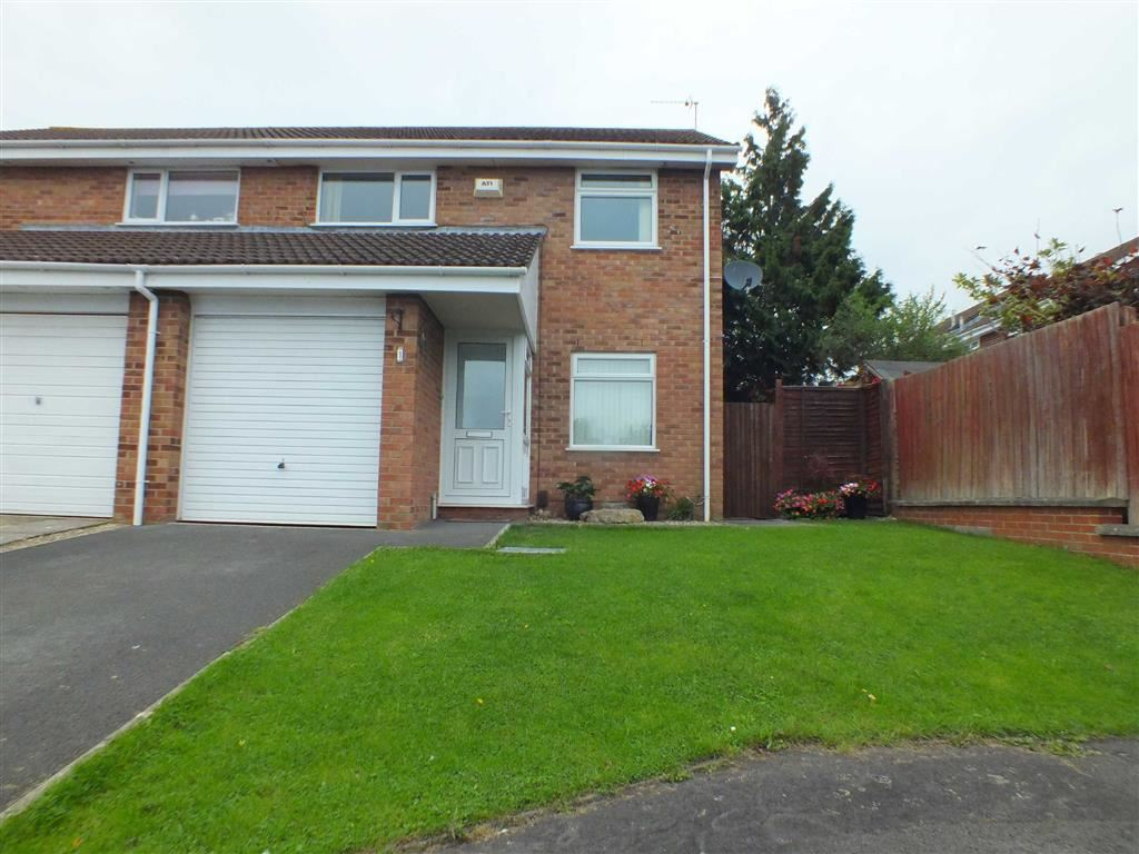 3 Bedrooms Semi Detached House for sale in Elliot Place, Trowbridge, Wiltshire, BA14