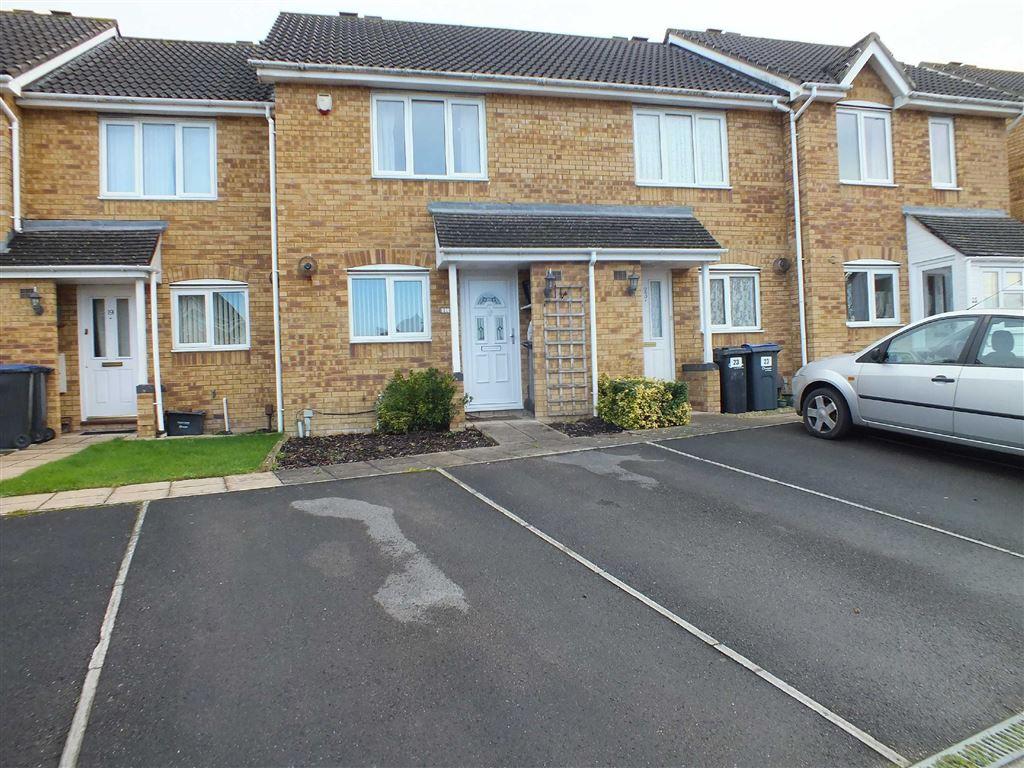 2 Bedrooms Terraced House for sale in Foxglove Drive, Hilperton Marsh, Trowbridge, Wiltshire, BA14