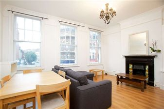 Property in St Johns Road, SW11