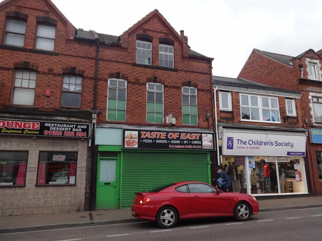 Outram Street Sutton In Ashfield NG17 4BG