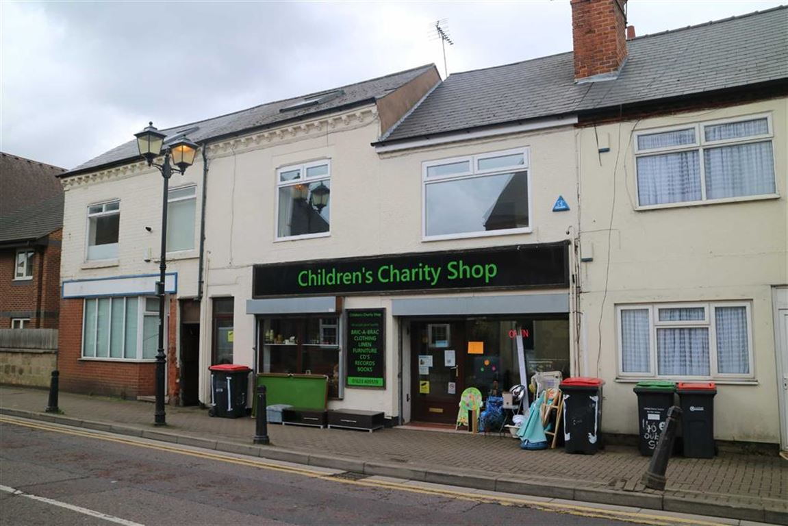 Outram Street Sutton In Ashfield NG17 4FT
