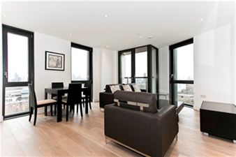 Property in Black Prince Road, Albert Embankment