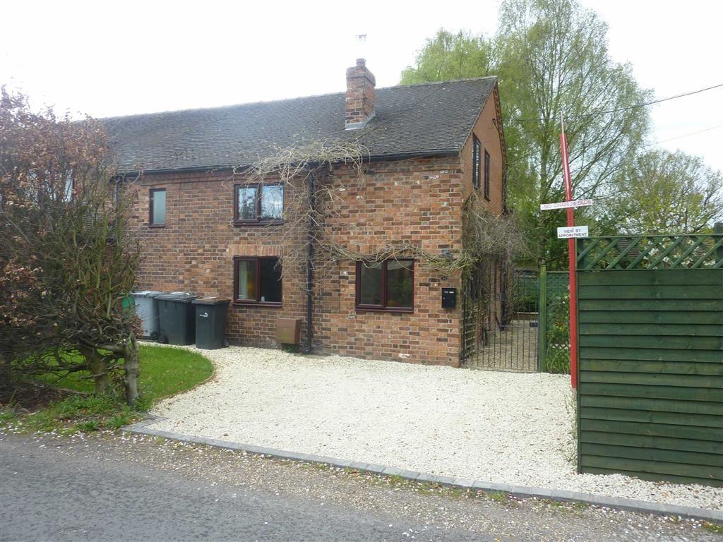 Pit Lane, Hough, Crewe