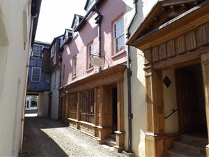 Property image of home to let in Broad Street, Ludlow