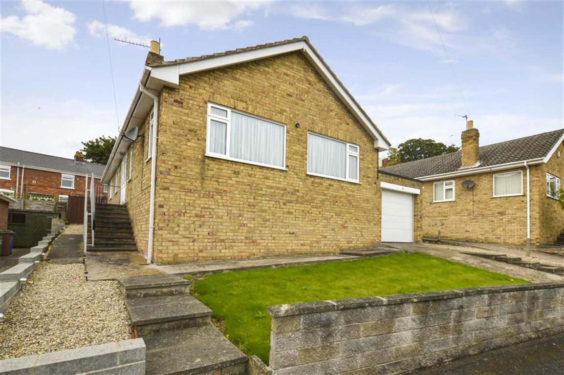 3 Bedrooms Detached Bungalow for sale in Willows Drive, Hornsea, East Yorkshire