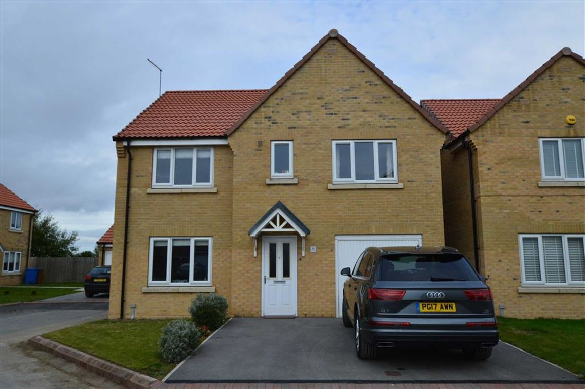 5 Bedrooms Detached House for sale in Avocet Close, Hornsea, East Yorkshire