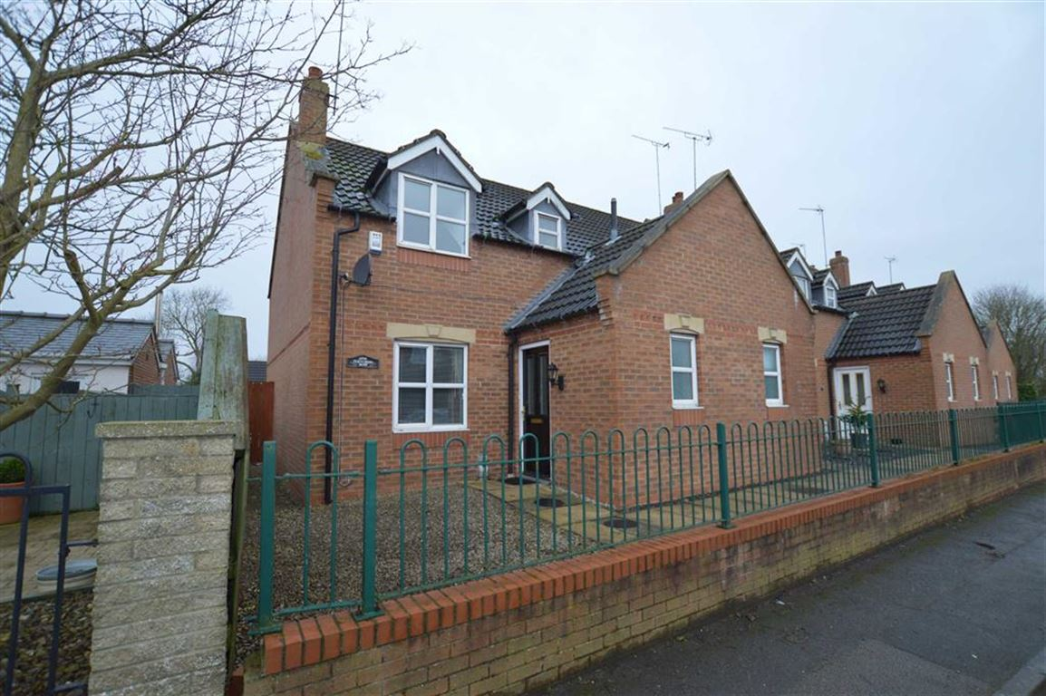 3 Bedrooms End Of Terrace House for sale in Fletchers Row, Long Riston, East Yorkshire