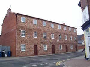 Property image of home to let in Templar Mews,Gainsborough, Lincolnshire,