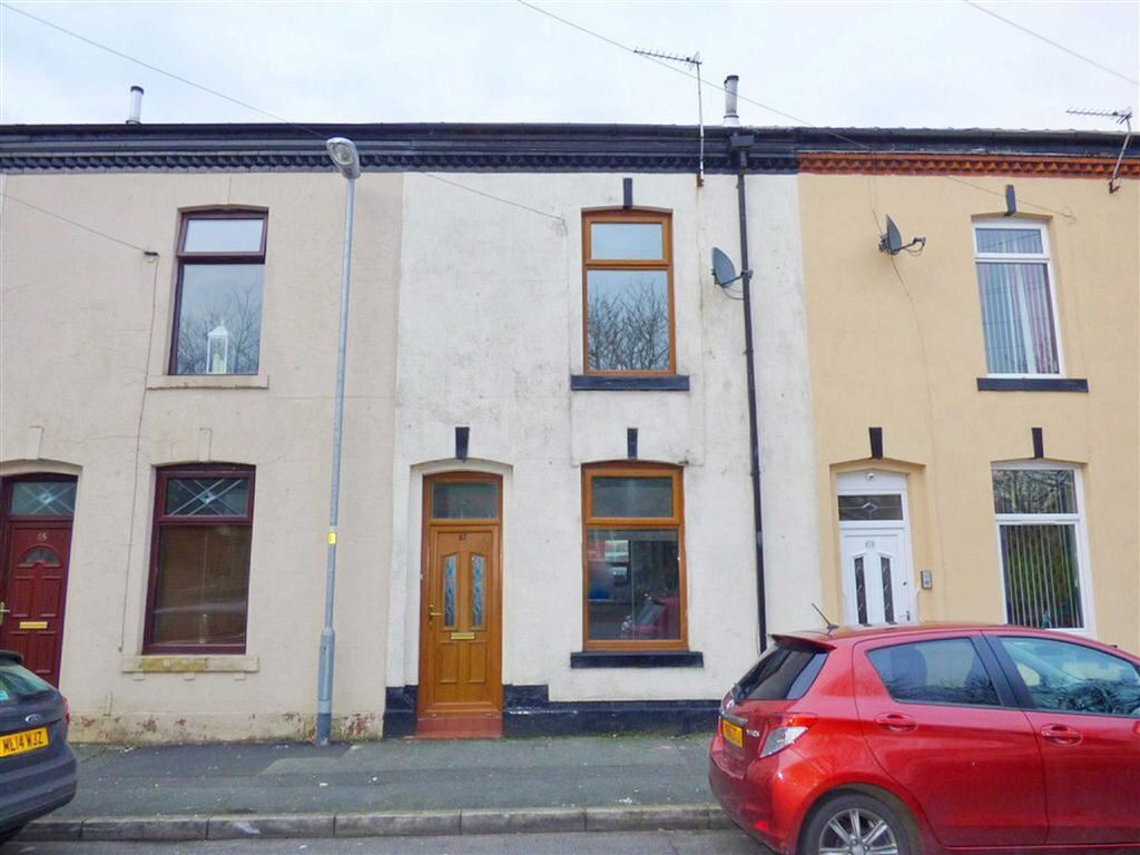 2 Bedrooms Property for sale in Exeter Street, Deeplish, Rochdale, Lancashire, OL11