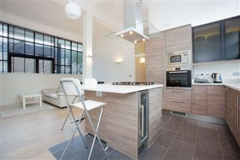 Property in Alpha House, Villiers Road, NW2