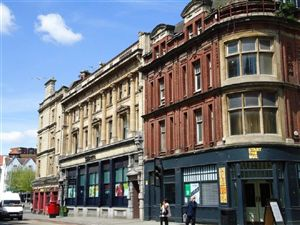 Property in City Centre, Baldwin Chambers