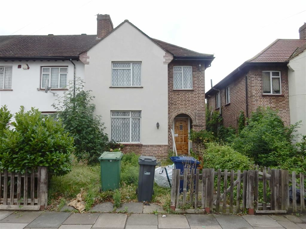 4 Bedrooms End Of Terrace House for sale in Dane Road, Southall, Middlesex