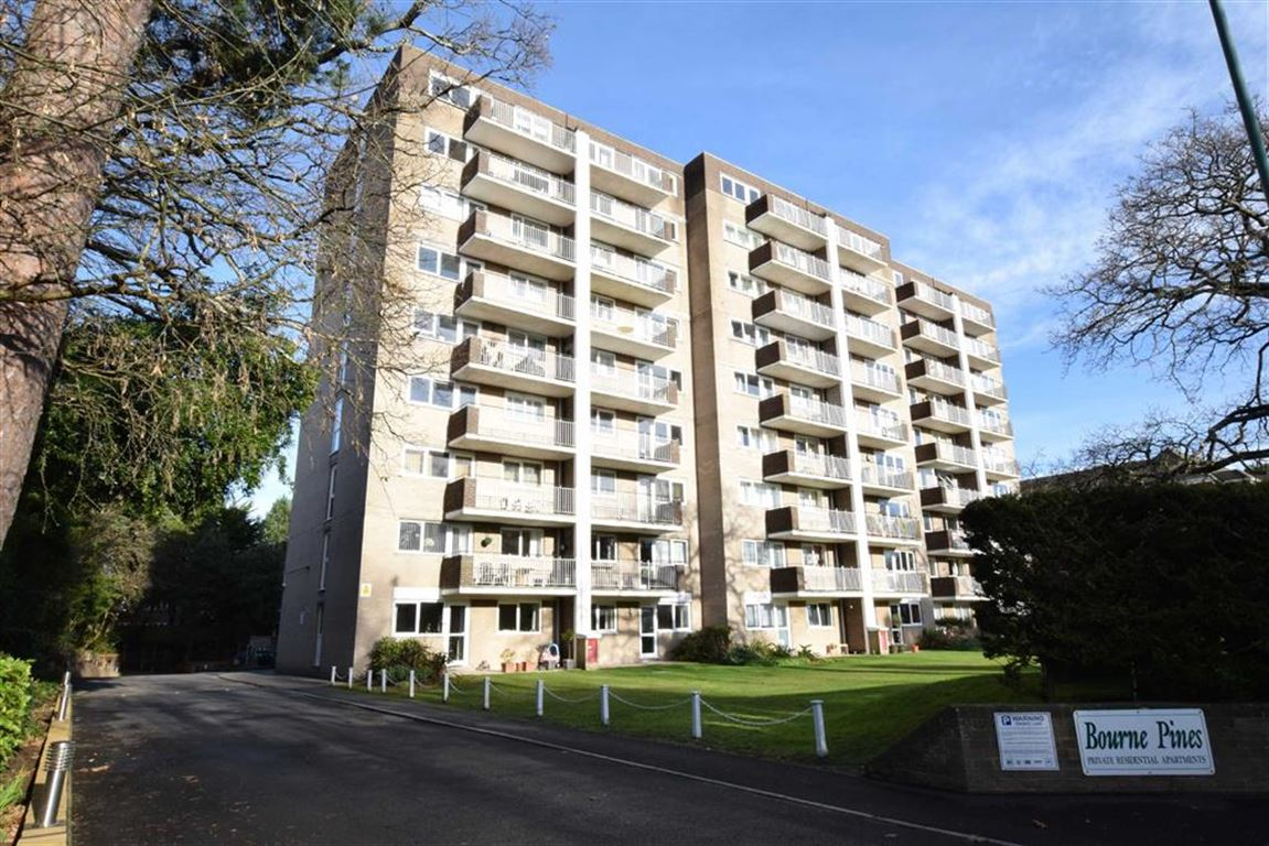 2 Bedrooms Flat for sale in Bourne Pines, Bournemouth, BH1