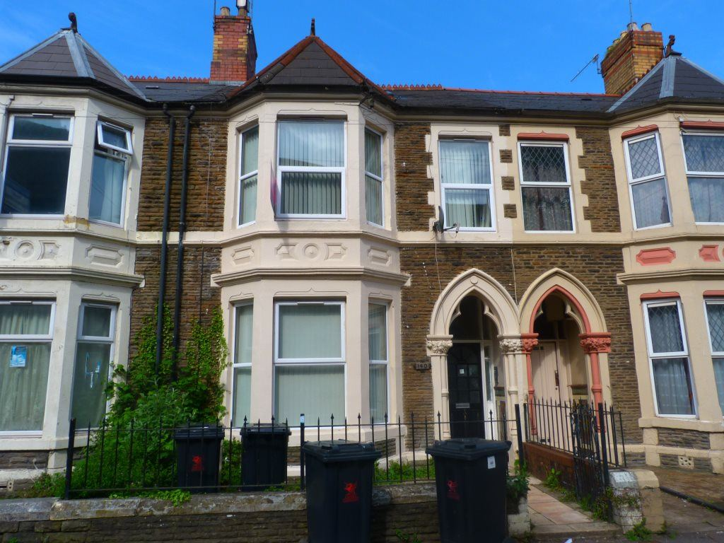 4 Bedrooms Flat for rent in Colum Road, Cathays ( 4 Beds )