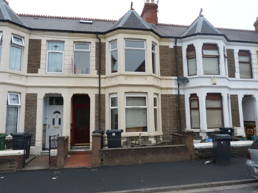 6 Bedrooms House for rent in Monthermer Road, Cathays, ( 6 Beds )