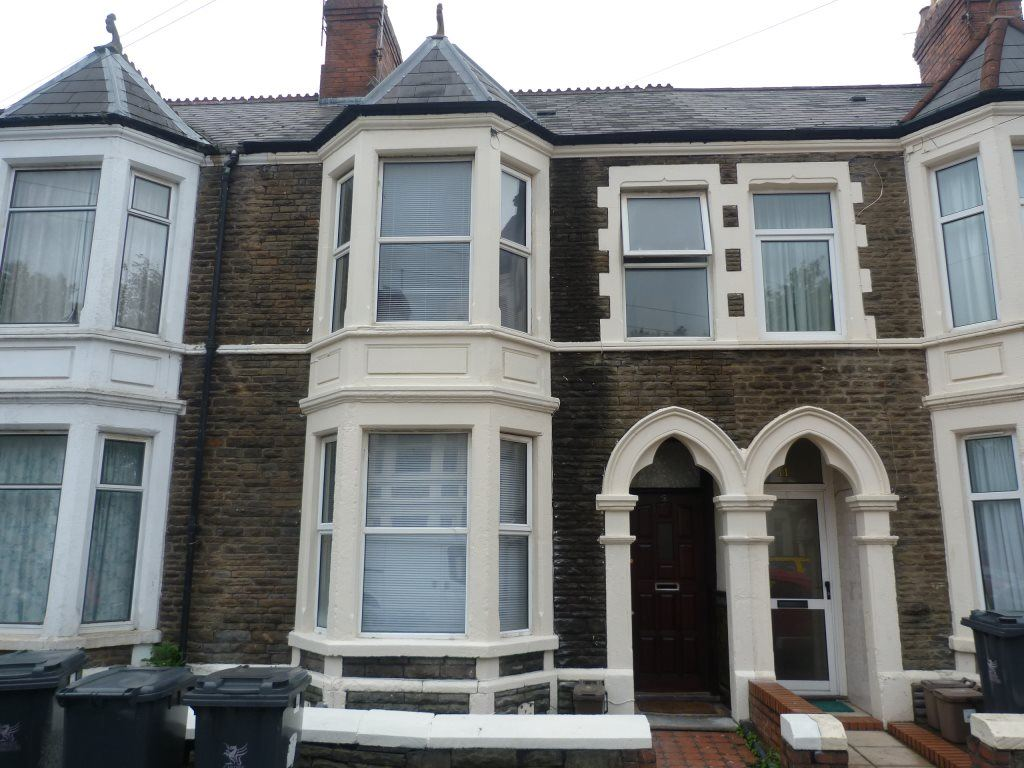 6 Bedrooms House for rent in Colum Place, Cathays ( 6 Beds )