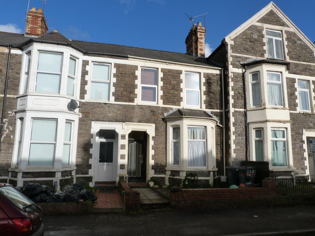 5 Bedrooms House for rent in Miskin Street, Cathays ( 5 Beds )