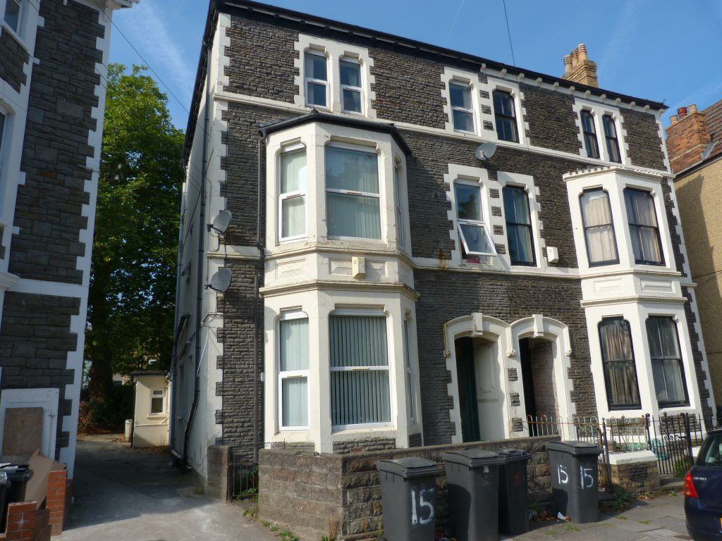 1 Bedroom Flat for rent in Richmond Crescent, Roath, ( 1 Bed ) F/F Flat