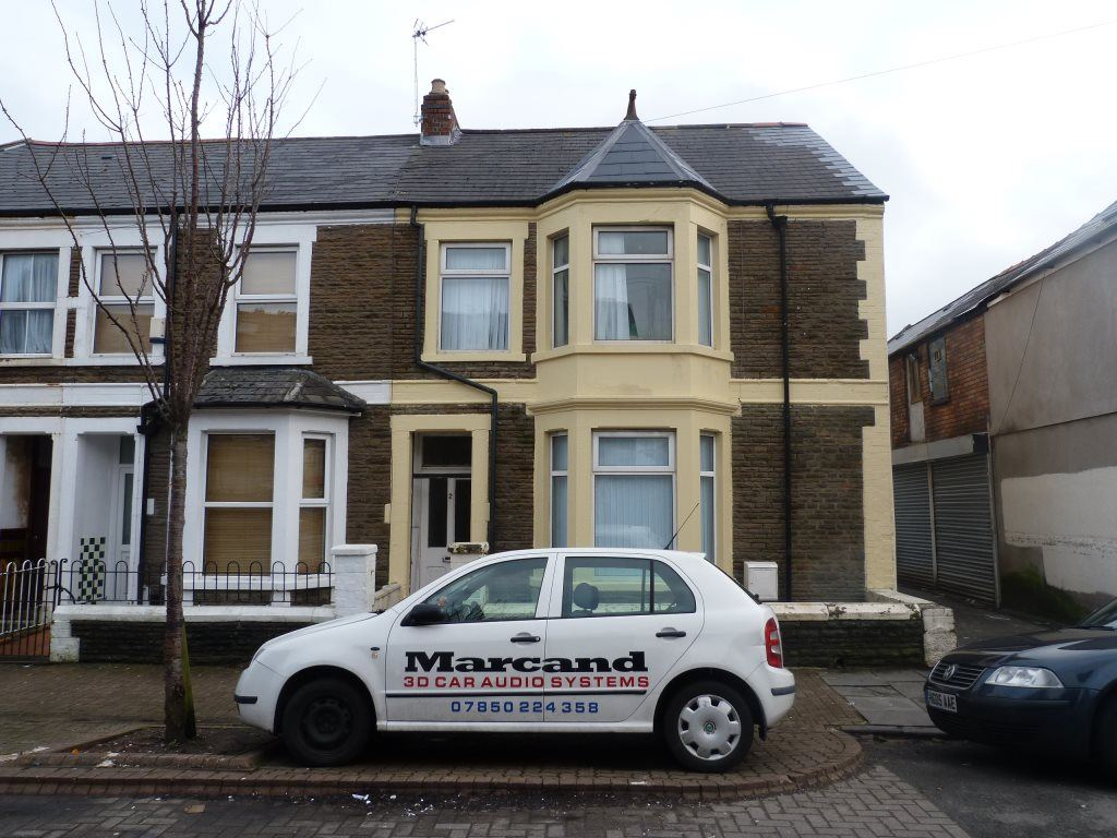 6 Bedrooms House for rent in Arran Street, Roath, ( 6 Beds )