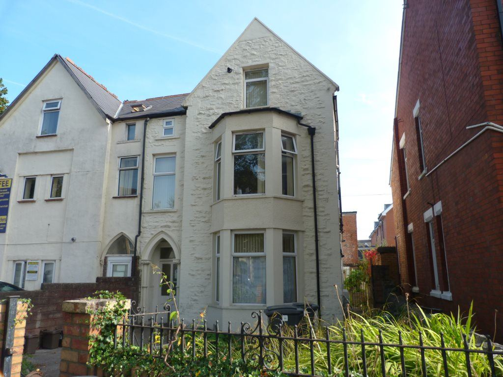 1 Bedroom Flat for rent in Richmond Road, Roath, ( 1 Bed )