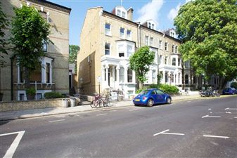 Property in Edith Road, W14
