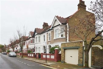 Property in Colwith Road, W6