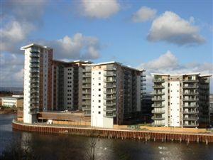 Property in Victoria Wharf, Cardiff Bay ( 1 Bed ) *