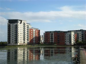 Property in The Waterquarter, Cardiff Bay ( 2 Beds )