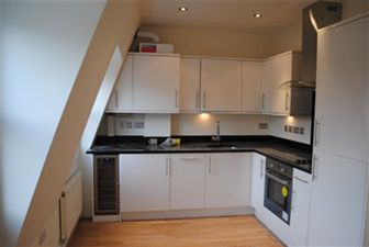 Property in Nottingham Place, Marylebone
