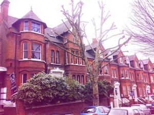 Property in Hemstal Road, West Hampstead