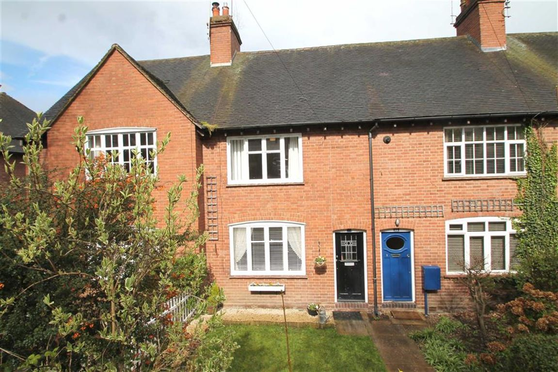 2 Bedrooms Terraced House for sale in Moor Pool Avenue, Harborne