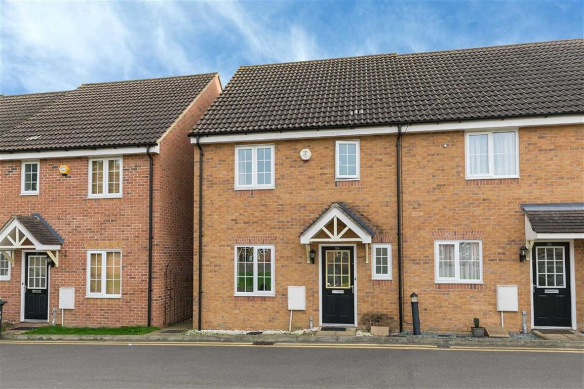 3 Bedrooms End Of Terrace House for sale in Franklins, Maple Cross, Hertfordshire, WD3