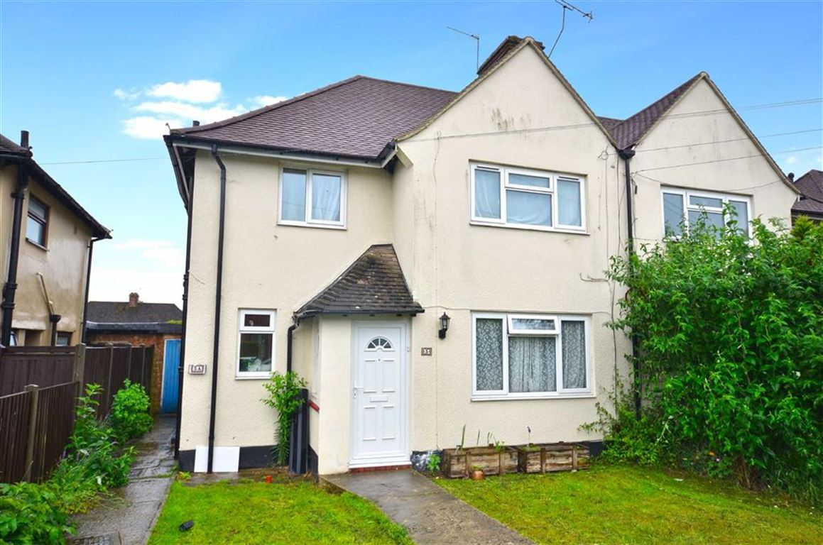 1 Bedroom Maisonette Flat for sale in Orchard Way, Rickmansworth, Hertfordshire, WD3