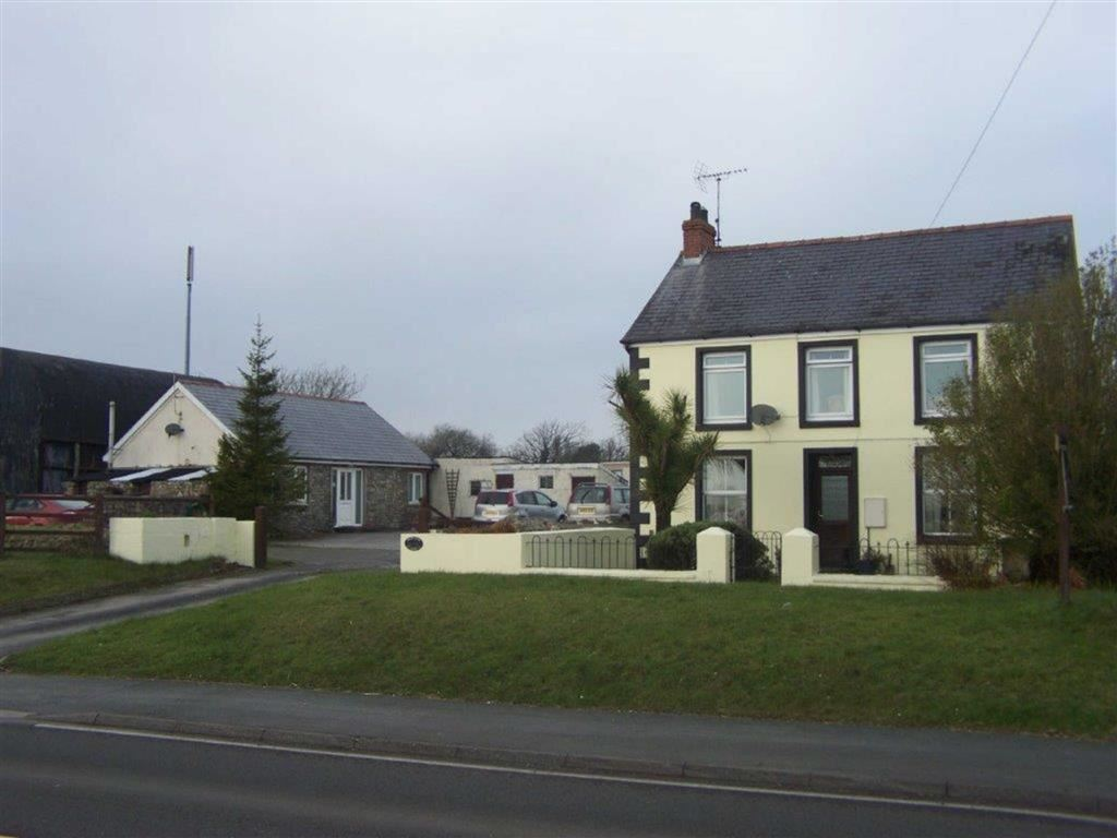 4 Bedrooms Property for sale in Llanteg, Narberth, Pembrokeshire