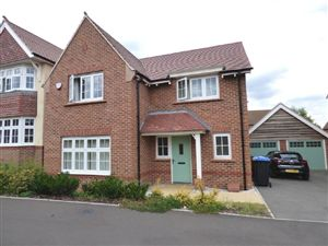 Property in Bronze Road, Cawston, Rugby
