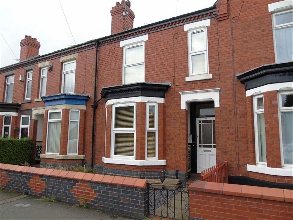 Stewart Street, Crewe
