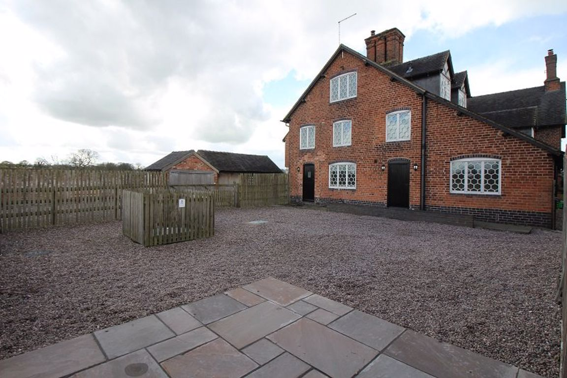 The Cottage, Bridgemere